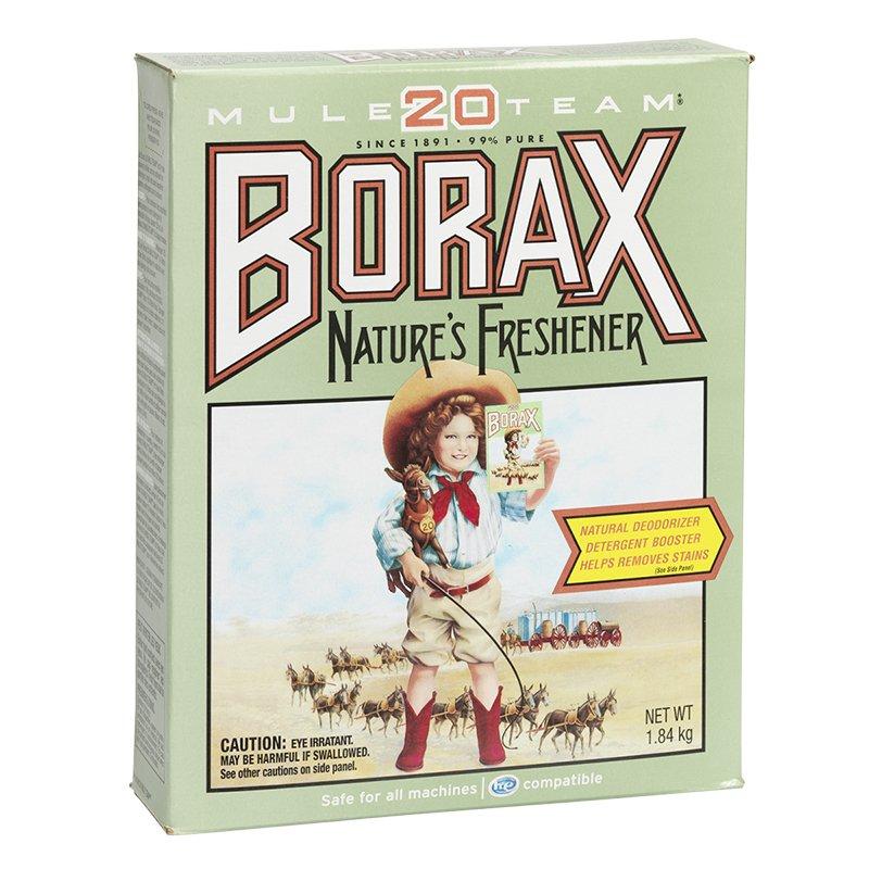 Borax and Their 20 Mule Team