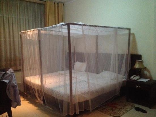 A Protected Bed