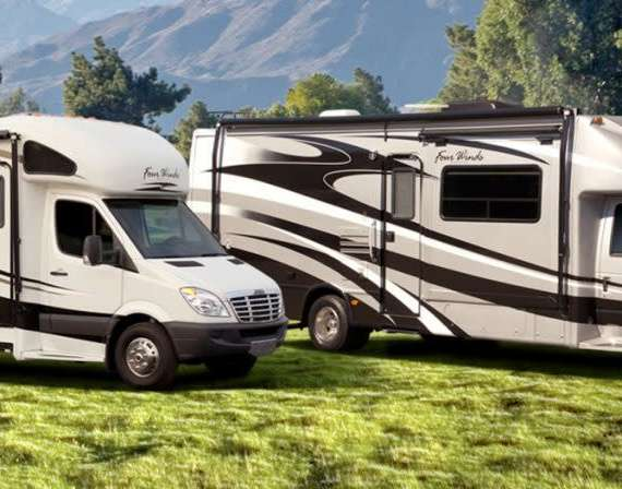 Two RV's